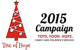 Tree of Hope Campaign 2015