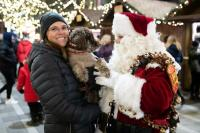 Ottawa Christmas Farmer's Maket Lansdowne