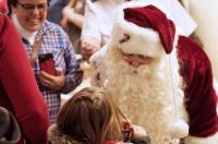 Santa at Kemptville market 2019