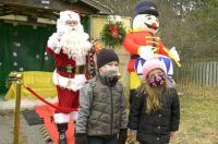 Santa at Kemptville market 2020
