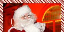 Santa himself was even on hand for the tree lighting. JULIE OLIVER / POSTMEDIA