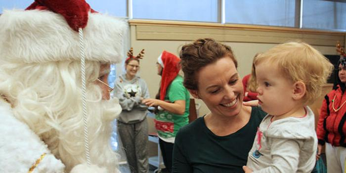 Christmas fundraising campaign kicks off (Family and Children's Services of Fron
