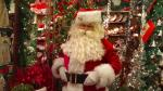 Santa at the Tinseltown Christmas Emporium